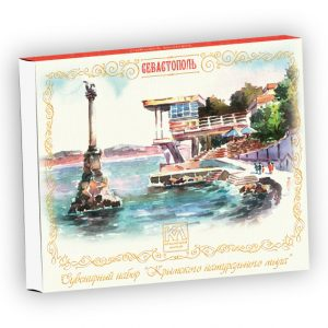 Подарочный набор: «Севастополь 6х25г.»